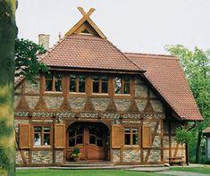 """Romantisches Fachwerkhaus """"Sophia"""" von Christianus"""