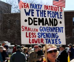 Angela West Discusses – The Party Most Vilified: The Tea Party Movement – Part 1