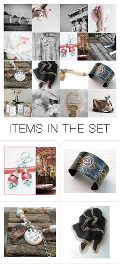 """""""Live, Laugh & Love"""" by samantha-lorraine ❤ liked on Polyvore featuring art, vintage, integrityTT, TintegrityT and EtsySpecialT"""