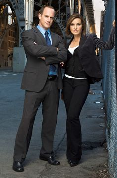 svu. My favorite show. Love Detectives Benson and Stabler!!