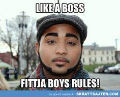Fittja Boys Rules