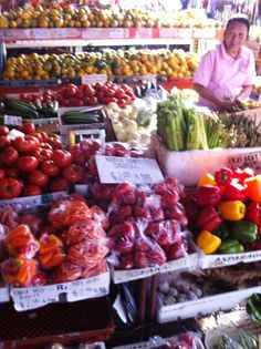 Kona, HI  farmers market