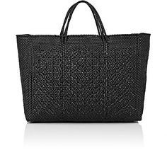We Adore: The Woven Large Tote Bag from Truss at Barneys New York