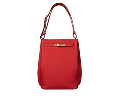hermes replica birkin handbags - Virevolte Bag in Swift calfskin and Clemence bull calfskin ...