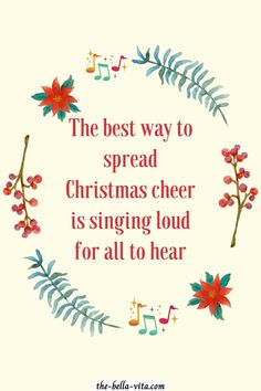 The Most Beautiful Christmas Quotes - The Bella Vita