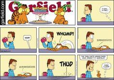 Garfield Comic Strip, June 21, 2015 on GoComics.com