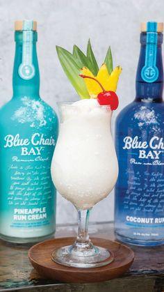 Rum Cocktail Recipes, Cocktails, Key Lime Rum Cream, Margarita Machine, Alcoholic Punch, Caribbean Rum, Pineapple Rum, Bay Rum, Cocktail