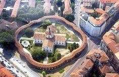 Rotonda della Besana, Milano, Italy