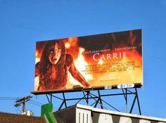 Carrie 2013 remake billboard