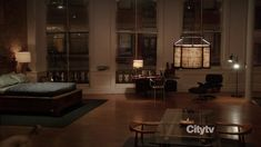 Loft from Person of Interest