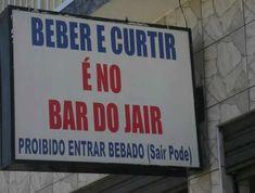 10 bares brasileiros com os nomes mais criativos e engraçados - Mega Curioso