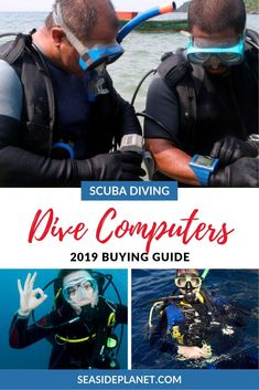 The 5 Best Air Integrated Dive Computers of 2020 Best Scuba Diving, Scuba Diving Gear, Cave Diving, Scuba Diving Certification, Diving School, Scuba Diving Equipment, Buy Computer, Reef Shark