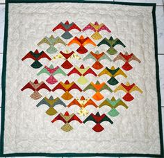 Quilts and Siggies: terug