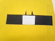 Cardboard Tube Batman by Amanda Formaro of Crafts by Amanda Batman Crafts, Amanda, Crafts For Kids, Tube, Paper, Creative, Art, Manualidades, Crafting