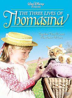 The Three Lives of Thomasina (DVD, 2004)  http://stores.ebay.com/wefoundthatmovie