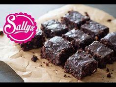 Brownies - schokoladig, saftig und lecker / Sallys Lieblingsrezept - YouTube