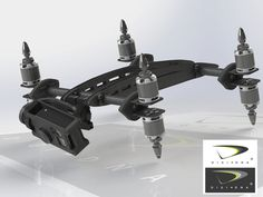 How to Make Your Own Drone – The foundation Drone Videography, Radio Controlled Aircraft, Flying Drones, Drone Technology, Drone Quadcopter, Cool Tech, Remote Control Toys, Pilot, Design Ideas