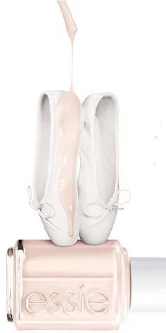 Essie 'Ballet Slippers' Spring 2014