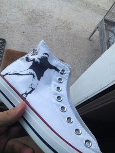 7 Best Converse Banksy images | Converse, Banksy, Converse