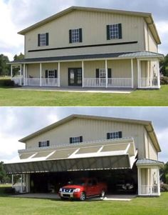 The most epic garage of all time