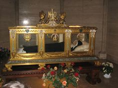 Where Is Saint Bernadette's Body | St. Bernadette's incorrupt body.