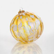 Art Glass Ornament by Tim Sheldon