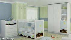 Quarto baby decoracoes