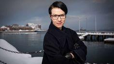 kulturmagasin: Til neste år satser Maria Utsi og Festspillene på eget kulturmagasin. Foto: Øivind Arvola (Foto: Oivind Arvola)