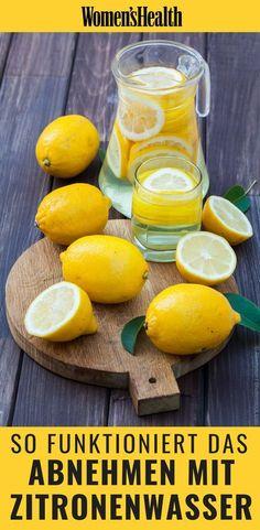 Abnehmen kann so einfach sein, wenn man weiß wie's geht: Wir verraten Ihnen, wie Sie mit Zitrone und Ingwer-Wasser überflüssige Kilos killen, plus 8 weitere Tipps zum schlank werden