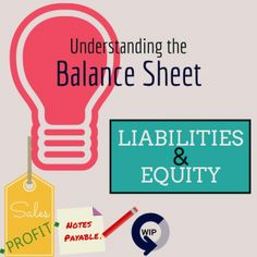 Understanding Liabilities and Equity on the Balance Sheet. Need bookkeeping help? We are here to assist you! Contact us today at www.abandp.com or 310-534-5577.