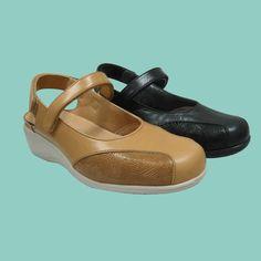 Calzado Areli Thermo que puede conformarse por calor para adaptarse a las necesidades del pie del paciente, personalizándolo a la forma del pie, ofreciéndole un gran confort. #ortopedia #calzado