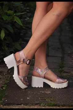 Spice Girl Sandals