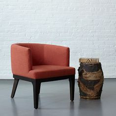 Oliver Chair #WestElm