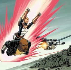 Luke Cage screenshots, images and pictures - Comic Vine