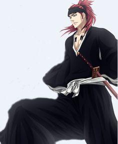 Renji Abarai (Mangetsu20)/Kyodaina - Bleach Fan Fiction Wiki