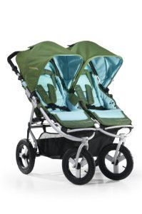Amazon.com: Bumbleride Indie Twin Stroller, Seagrass: Baby
