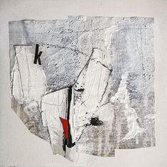 Giuseppe Berni Mixed media collage