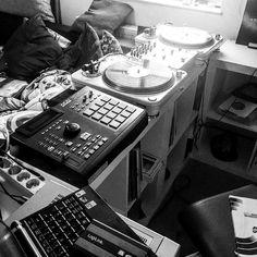 #mpc2000xl #musik #hiphop #beats #turntablism by keck38 http://ift.tt/1HNGVsC