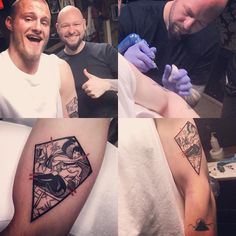 """Gefällt 11.1 Tsd. Mal, 79 Kommentare - Alexander Ludwig (@alexanderludwig) auf Instagram: """"THANK YOU! To the Legendary @norbert_hlsz and @dublinink for the incredible reimagining of the…"""""""