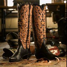 Leddy boots