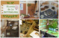 LLUVIA DE IDEAS: Recursos: Actividades y materiales sobre la Naturaleza para la Escuela de Educación Infantil y Primaria