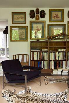 PAD Art Fair Founder Patrick Perrin's Paris home | House & Garden