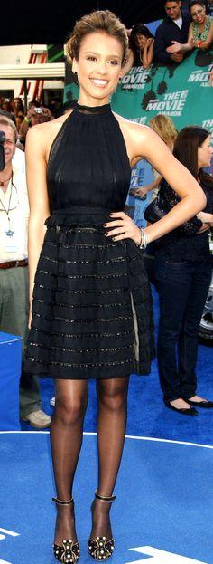 Jessica Alba - 2006 MTV Movie Awards