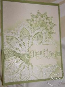 Background Stamps in Action | Stampin Up Demonstrator - Tami White - Stamp With Tami Stampin Up blog