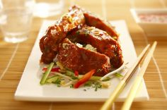 Sweet Chili Spare Ribs