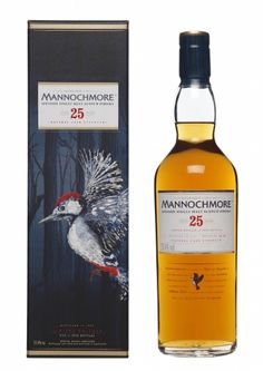 Diageo Special Releases 2016 - Mannochmore 25 year old Irish Whiskey, Bourbon Whiskey, Whiskey Label, Scotch Whisky, Grain Whisky, Wine Packaging, Luxury Packaging, Spirit Drink, Bourbon Drinks