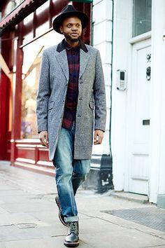 Kieron Watts | Personal Stylist | ASOS