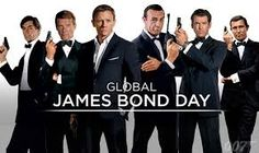 watch all james bond movies