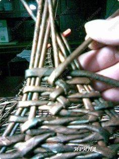 Мастер-класс Плетение мк корзинки Бумага газетная фото 24