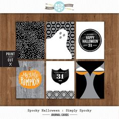 """Spooky Halloween by Studio Pebbles 